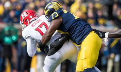Cowboys Draft Target: Michigan DT Maurice Hurst