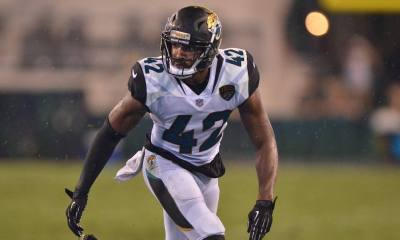 Months Later, Jaguars Safety Barry Church Wa E