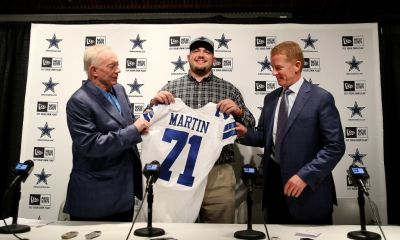 Cowboys Draft: Time for OL in Round 1 Again?