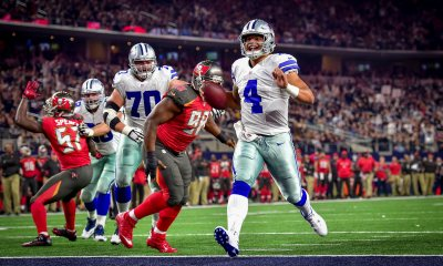 "Dak Prescott Weighs in on Cowboys ""Dak-Friendly"" Offense Approach"