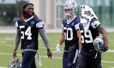 Cowboys LB Depth a Concern With Anthony Hitchens' Departure?