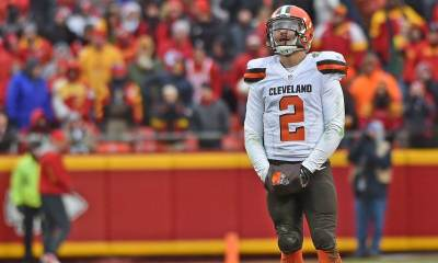Should the Cowboys Consider Johnny Manziel, Again?