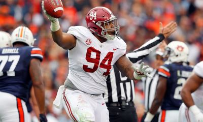 2018 NFL Draft: Alabama Prospects Remain Prominent in Dallas Cowboys Projections