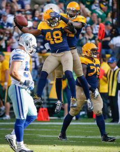 Sean's Scout: Linebacker Joe Thomas Brings Speed, Range to Dallas Cowboys Defense