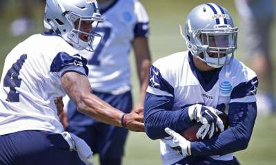 Cowboys Working Out Former RB Darius Jackson, Release LB and WR 1