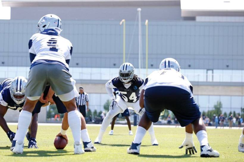 With Lee and Vander Esch Out, LB Jaylon Smith Ends OTAs on High Note