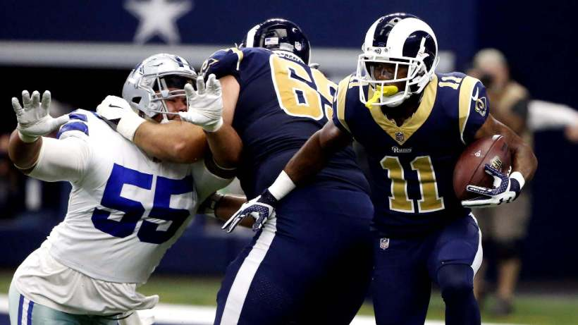 "Tavon Austin: ""Green Means Go"" for Cowboys Newest Play Maker"