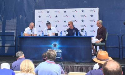 What Stood Out from Dallas Cowboys 1st Training Camp Press Conference