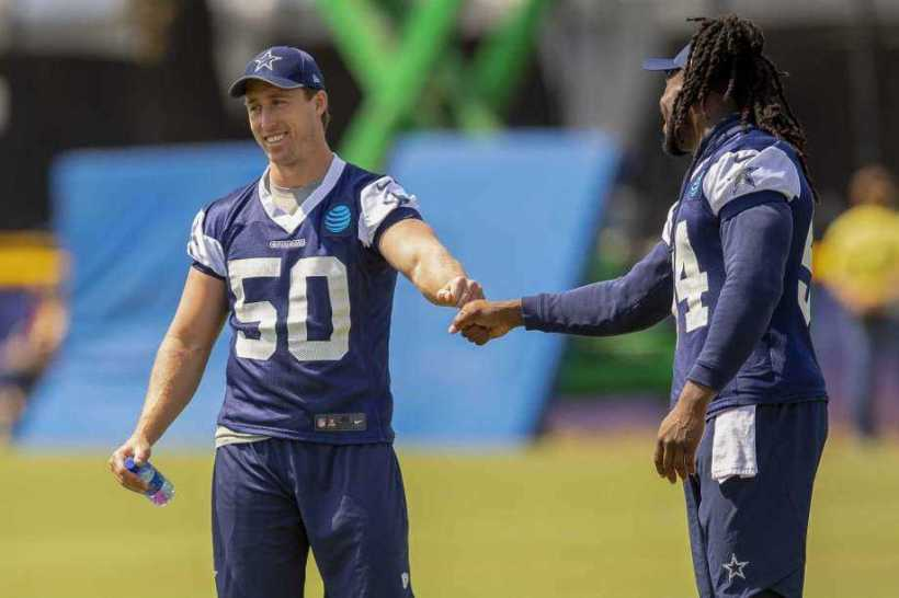 Sean Lee, Jaylon Smith