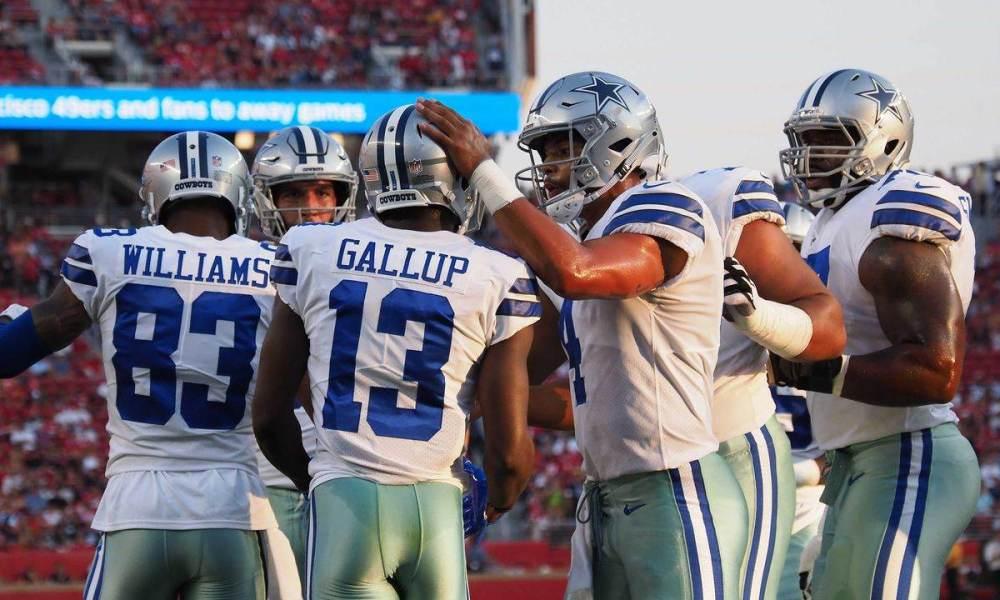 Dallas Cowboys WR Position Battle Heating Up 1