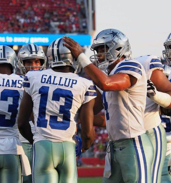 Dallas Cowboys WR Position Battle Heating Up 1