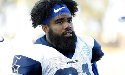 No Preseason Work Hurt Ezekiel Elliott's Early Season Production?