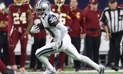 Anthony Brown's Resurgence A Great Sign for Cowboys Defense
