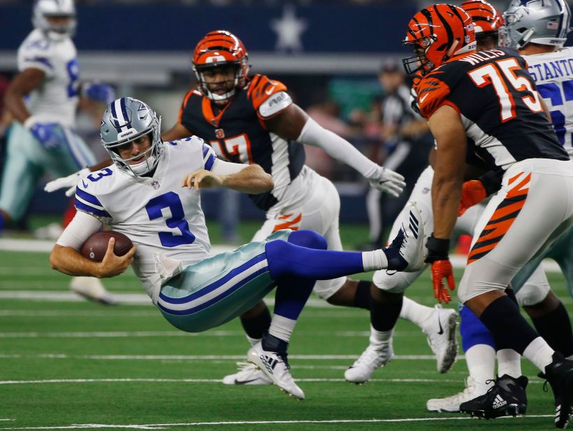 Cowboys Vs. Cardinals: Does Dallas Have Two QBs Worth Resting for Preseason?