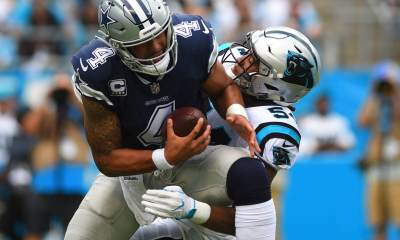 Monday Morning Hangover: Cowboys Fall to Panthers in Season Opener