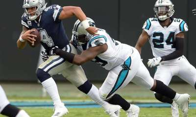 Film Review: Analyzing The Sacks Given Up Vs. Carolina