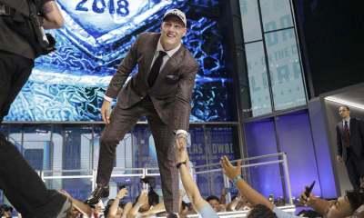 Cowboys Rookie LB Leighton Vander Esch May Be New Starter at SAM