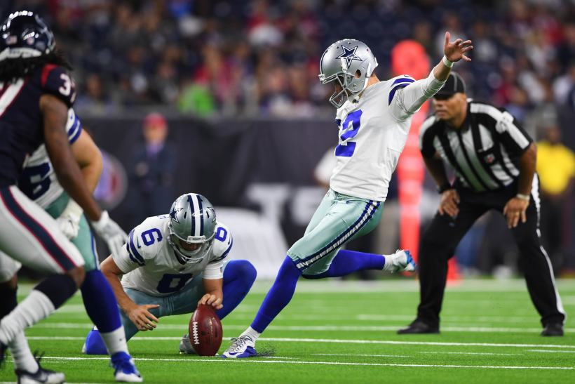 Meet Brett Maher, the Cowboys Kicker Replacing Dan Bailey for 2018