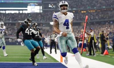 Monday Morning Hangover: Cowboys Dominate Jaguars Top-Ranked Defense 1