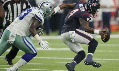 The Good, The Bad, and The Ugly for Cowboys against Texans