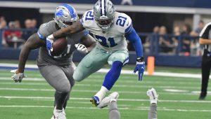 Zeke the Freak Tames Lions – Texans Up Next