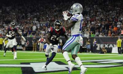 Allen Hurns Adamant Cowboys Offensive Woes Aren't A WR Problem