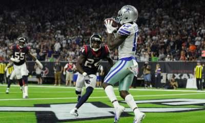Allen Hurns Adamant Cowboys Offensive Woes Aren't A WR Problem