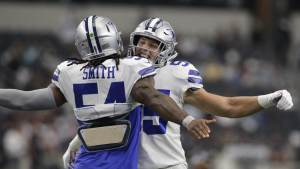 Cowboys Defense Continues to Standout in Blowout Win over Jaguars 1