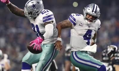 Sean's Scout: Cowboys Win Big On the Ground, In Trenches With Rout of Jaguars