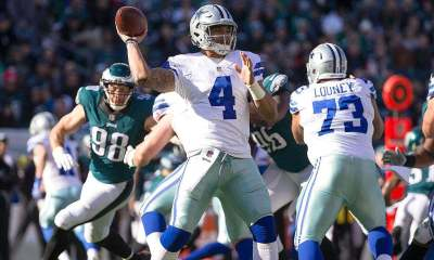 Cowboys Must Play With Sense of Urgency Against Philadelphia