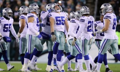 The Good, The Bad, and The Ugly for Cowboys against Philadelphia