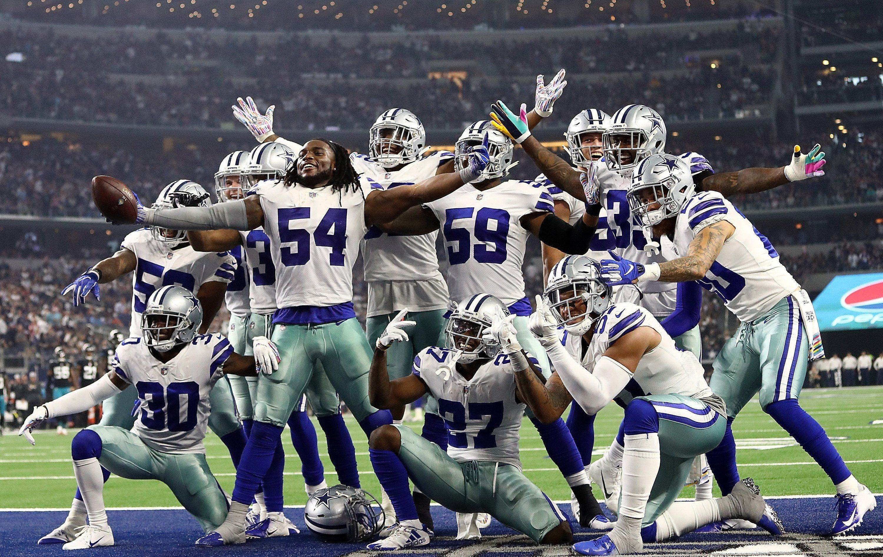 Cowboys Roster Looking Pretty Good For 2019