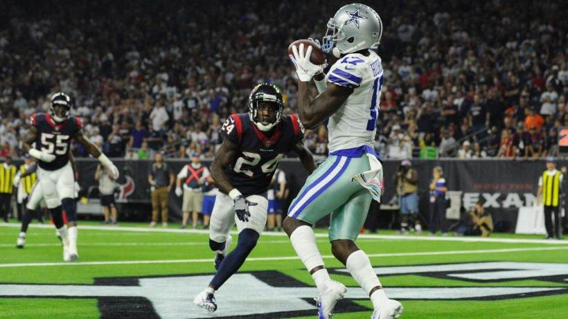 Dallas Cowboys Deserve Credit for Mid-Season Rebuild at Wide Receiver 1
