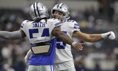 Wolf Hunter: Leighton Vander Esch's Pass Coverage Skills Rising to Occasion