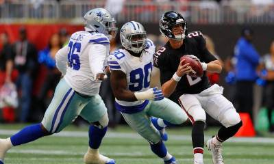 Sean's Scout: Cowboys Leverage Defense to Reach .500 Against Falcons