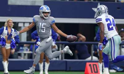Sean's Scout: Cowboys Must Have Better Plan for Golden Tate in Eagles Debut