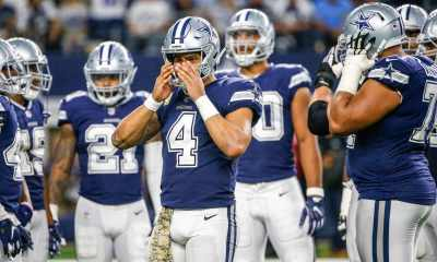 Jerry Jones Sees An Extension Coming for QB Dak Prescott, Despite Latest Loss 1