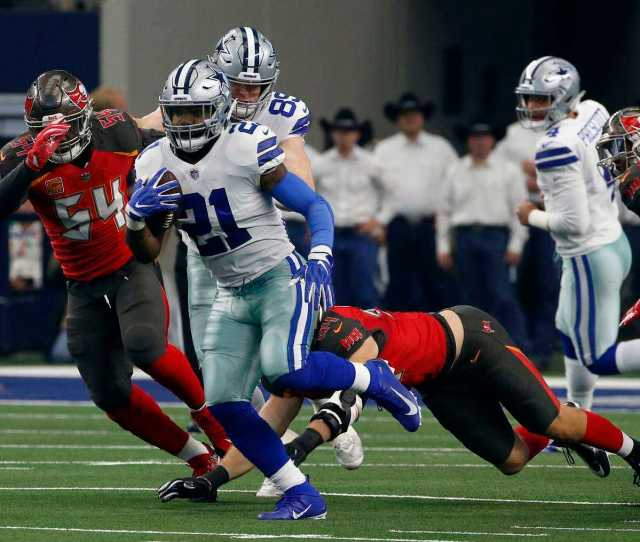 The Good The Bad And The Ugly For Cowboys Against Buccaneers