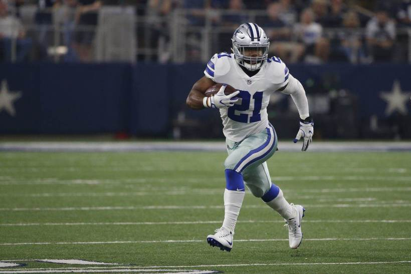 2018 Rushing Title: Ezekiel Elliott, Todd Gurley in Neck-and-Neck Race