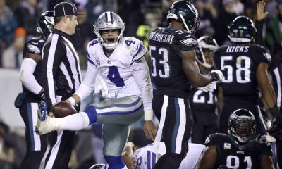 How Cowboys Set up High-Stakes Division Meeting with Eagles at Home