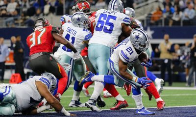 The Amazing Streak Ezekiel Elliott is Hoping to Restart This Week Vs. Bucs
