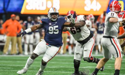 Cowboys Draft: Scouting Auburn DT Dontavious Russell