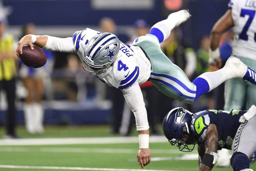 Sean's Scout: Cowboys Resilience Earns Prescott's 1st Playoff Win, Trip to Divisional Round