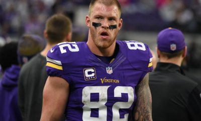 2019 Player Watch: Cowboys Should Keep an eye on Kyle Rudolph's Situation