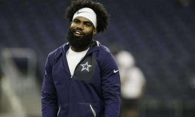 Should Cowboys Start Preparing for Life Without Ezekiel Elliott?
