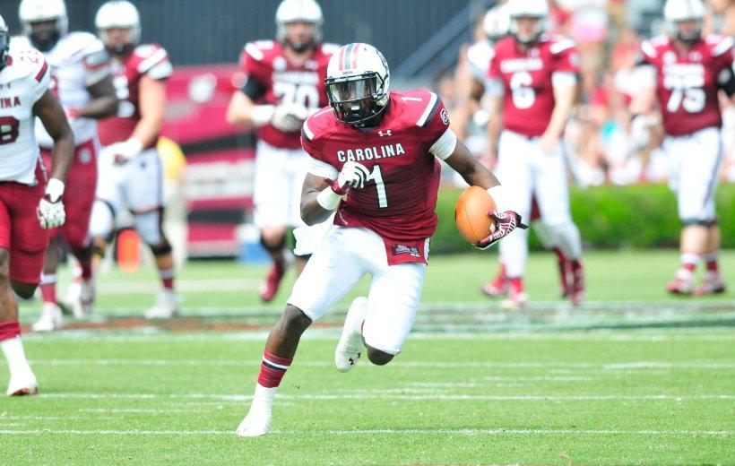 Cowboys Draft Target: South Carolina WR Deebo Samuel