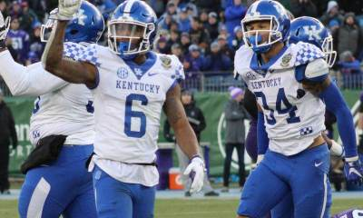 Cowboys Draft Target: Kentucky CB Lonnie Johnson Jr.