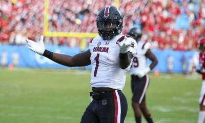 Cowboys Draft: Deebo Samuel vs. Stanley Morgan Jr.