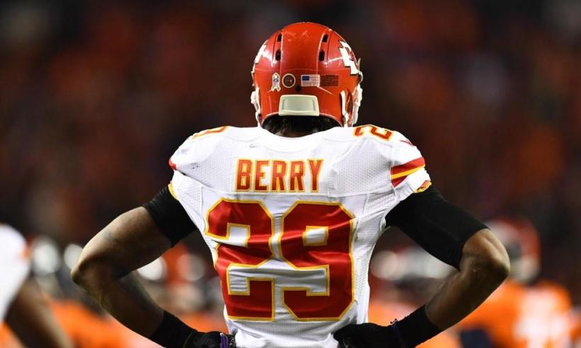 REPORT: Cowboys Visiting With Free Agent S Eric Berry Tuesday