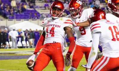 Cowboys Draft: Film Study on Houston Cougars CB Isaiah Johnson